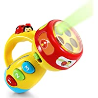 VTech Spin and Learn Color Flashlight (Yellow)