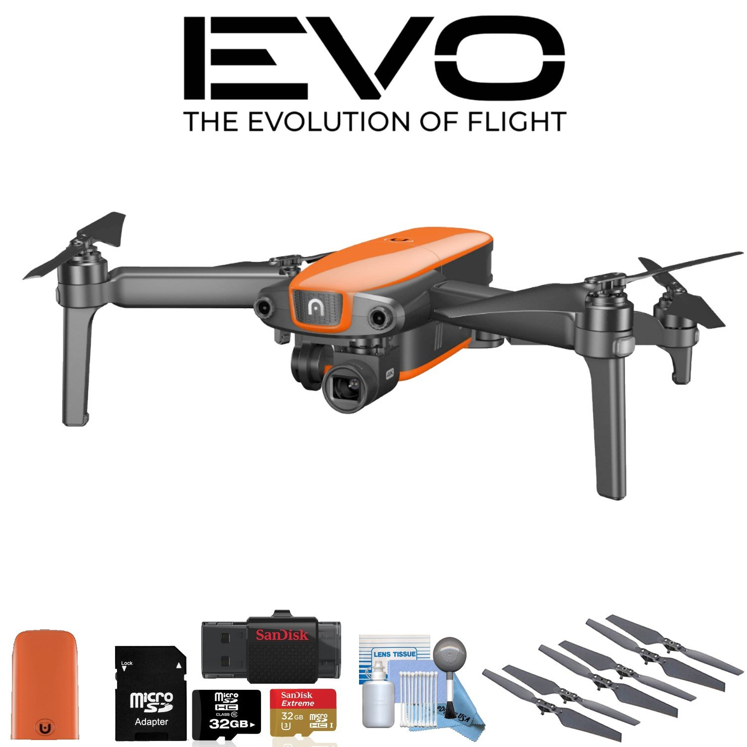 Autel Robotics EVO Quadcopter Drone Bundle