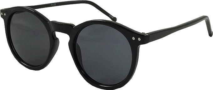 Amazon.com: Revive Eyewear Retro College anteojos de sol ...