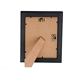 "Creative Arts n Frames Metallic Brown Photo Frame || Photo Size : 5""x 7"" 