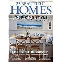 25 Beautiful Homes [Abonnement jeweils 6 Ausgaben jedes Halbjahr]
