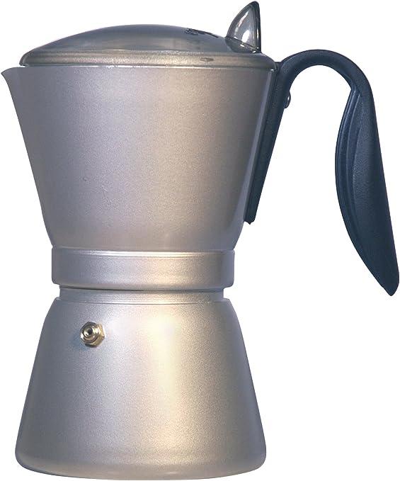 Melitta 3176070003627 - Cafetera italiana en aluminium para 6 ...