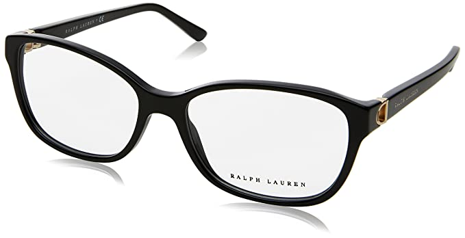 Ralph Lauren 0Rl6136, Monturas de Gafas para Mujer, Black, 55
