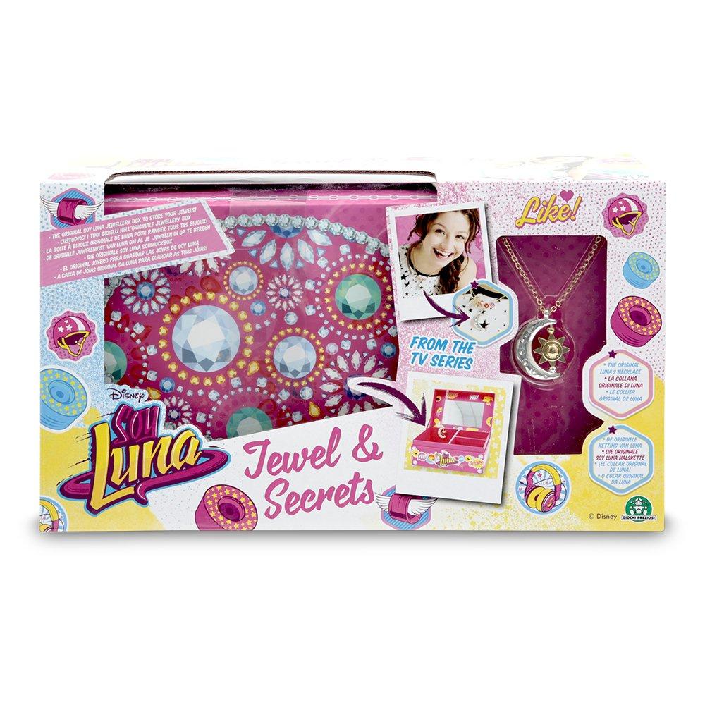 Giochi Preziosi - YLU50 - Boîte à bijoux Soy Luna + collier inclus product image