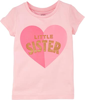 inktastic Most Magical Little Sister Cute Unicorn Badge Toddler T-Shirt