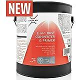 XIONLAB 2 In 1 Rust Converter & Metal Primer - Water Based UV Resistant Rust Reformer - No Top Coat Needed…