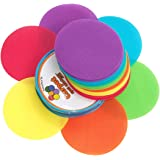 Carpet Spot Sit Markers x 12 Classroom Circles for Teachers