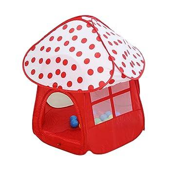 Sunnycat Most Popular Cute Mushroom Play Tent House Gift Idea  sc 1 st  Amazon.com & Amazon.com: Sunnycat Most Popular Cute Mushroom Play Tent House ...