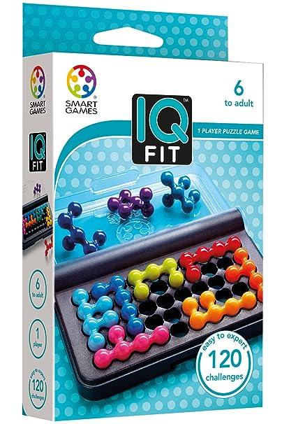 Smartgames - SG 423 - Jeu de Société - IQ-Fit - ...