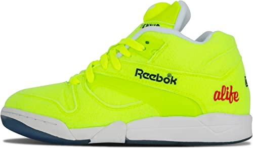 enaguas acción Edición  Amazon.com | Reebok Court Victory Pump Felt - US 8 | Tennis ...