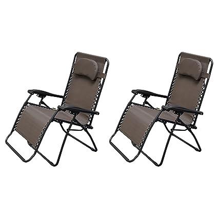 Super Caravan Canopy Infinity Zero Gravity Patio Chair 2 Pack Alphanode Cool Chair Designs And Ideas Alphanodeonline