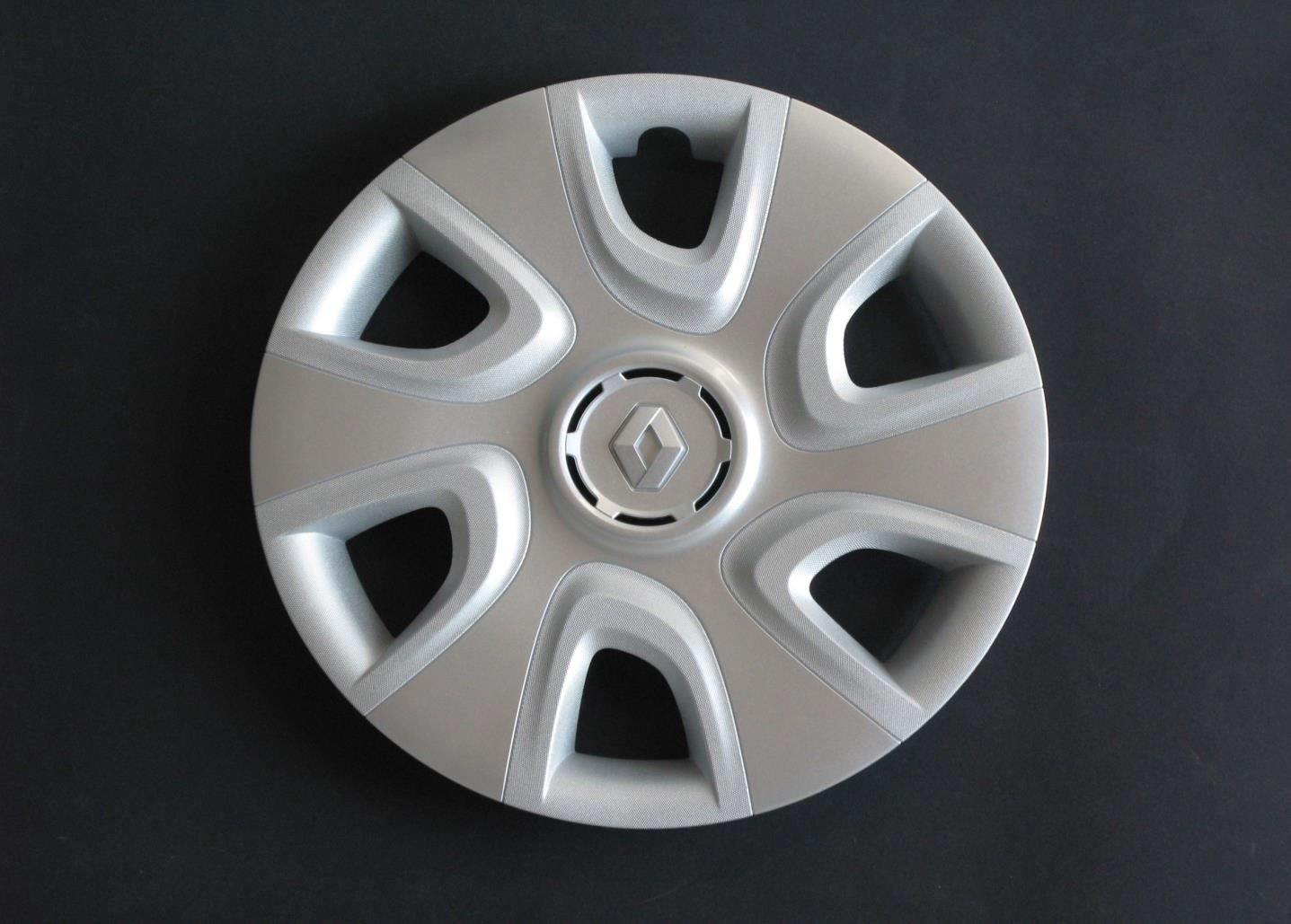 R.Vi.Autoforniture srl Set 4 Coppe Ruota Copricerchio Borchie Renault Clio (Iv serie) dal 2010 r 15