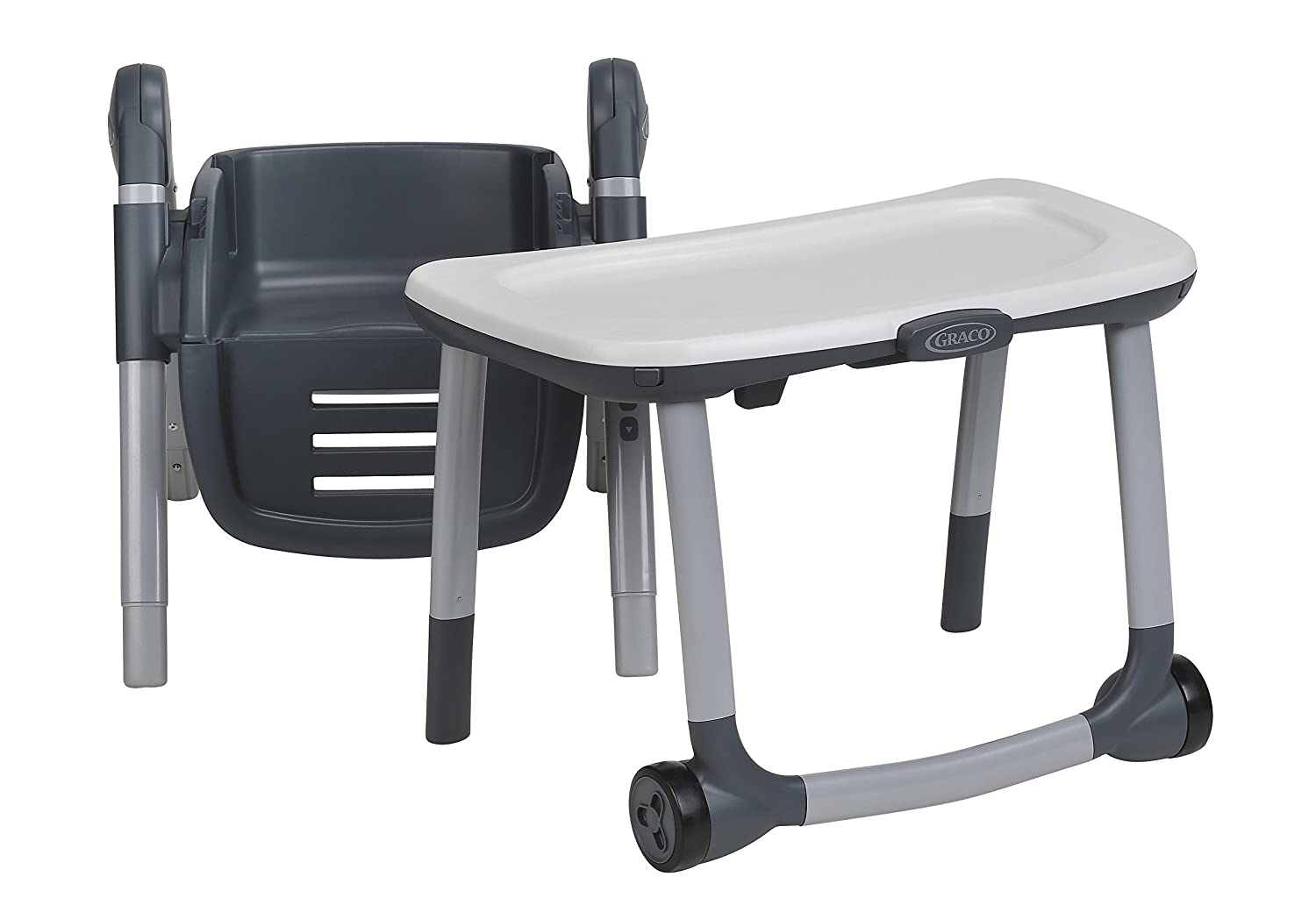 Graco Table 2 Table Premier Fold 7-in-1 Highchair Albie