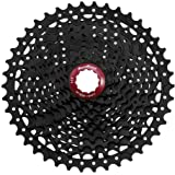 Sunrace MX3 Mountain Bike Bicycle Compatible with Shimano 10 Speed Cassette 11-40T or 42T