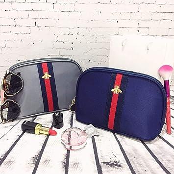 Amazon.com   Olyly Designer Bee Small Cosmetic Bag for Purse in Bulk ... 90fa1527077c0