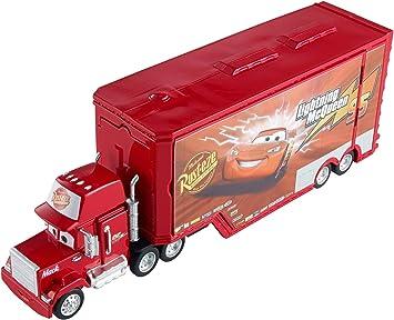 Comprar Cars Mack supercamión 1-2-3, camión de juguete (Mattel DVF39) , color/modelo surtido