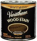 Rust-Oleum 241414 Varathane Oil Base Stain, Half Pint, Espresso