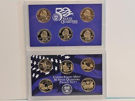 2003 S State Quarters Set Proof 5 pc