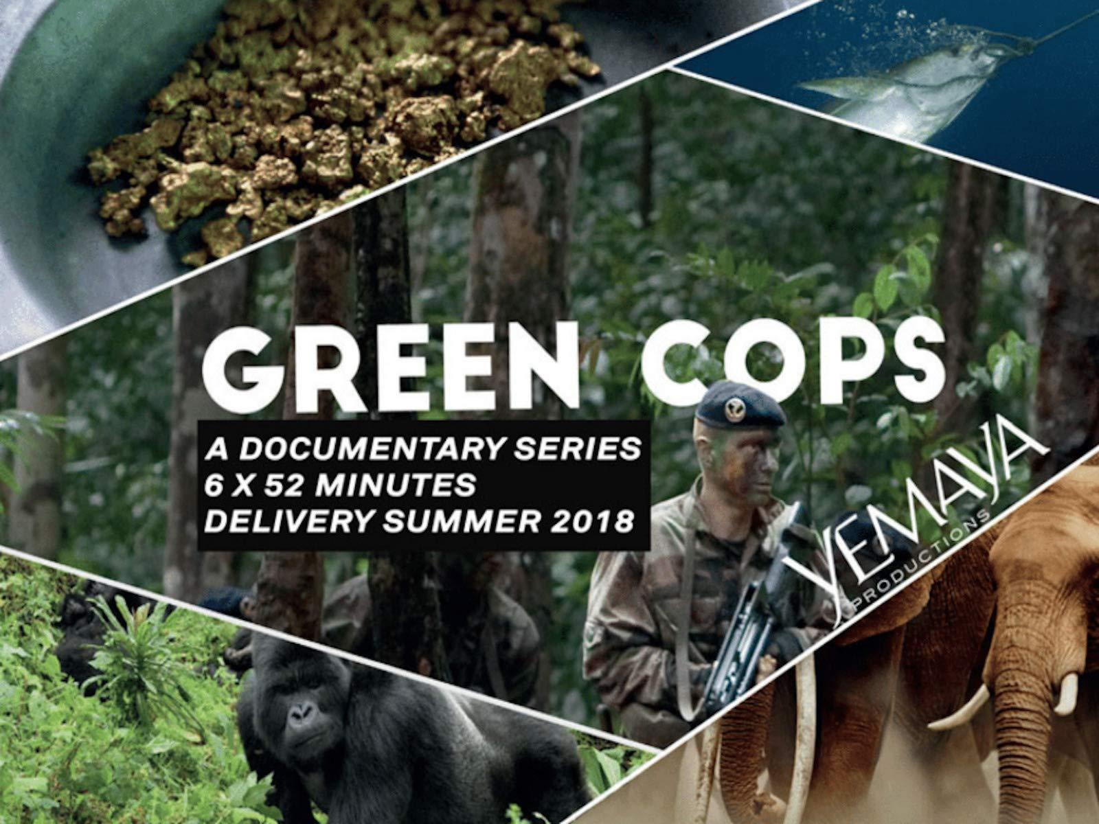 Green Cops on Amazon Prime Video UK