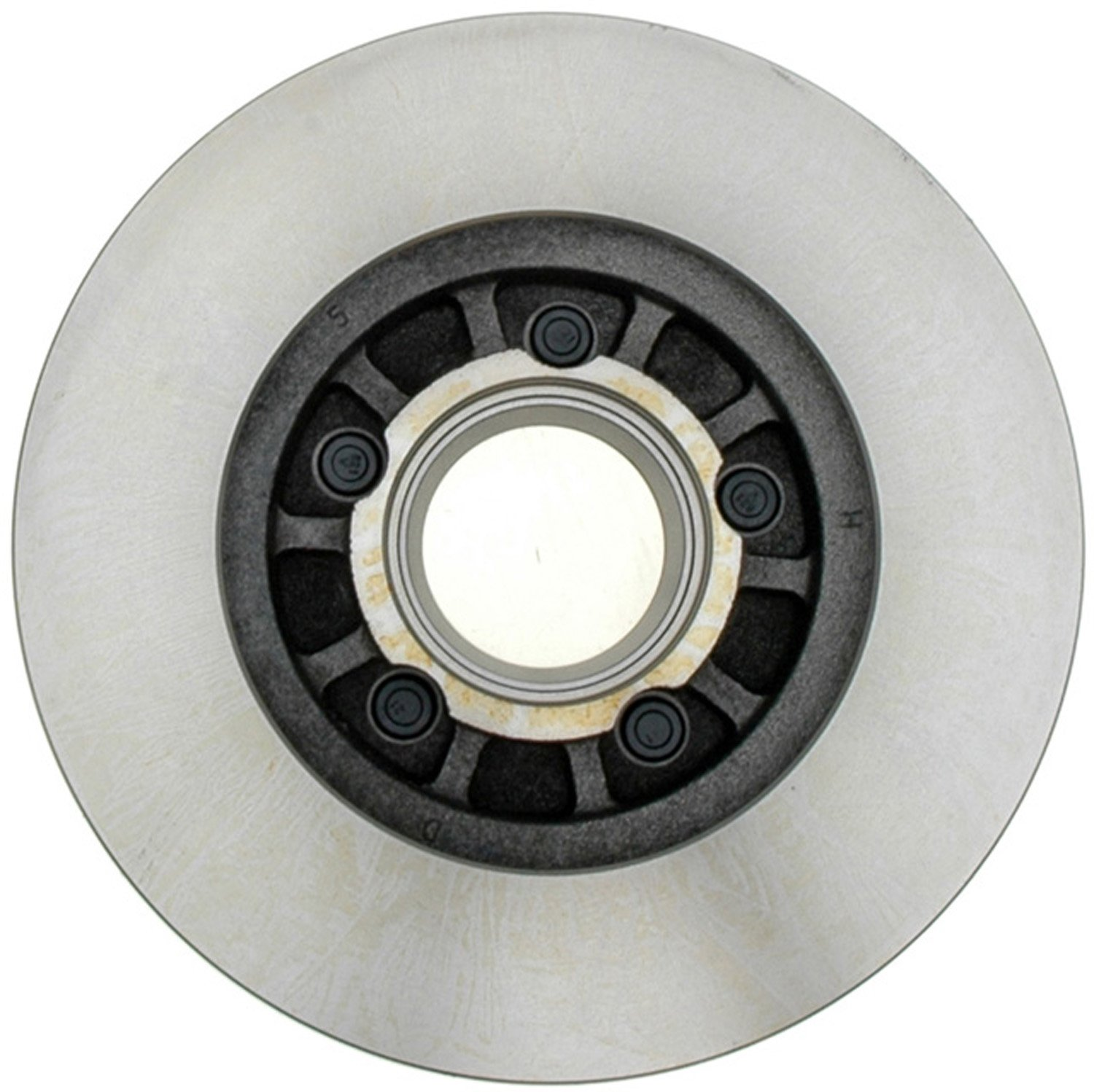 ACDelco 18A630 Professional Front Disc Brake Rotor and Hub Assembly