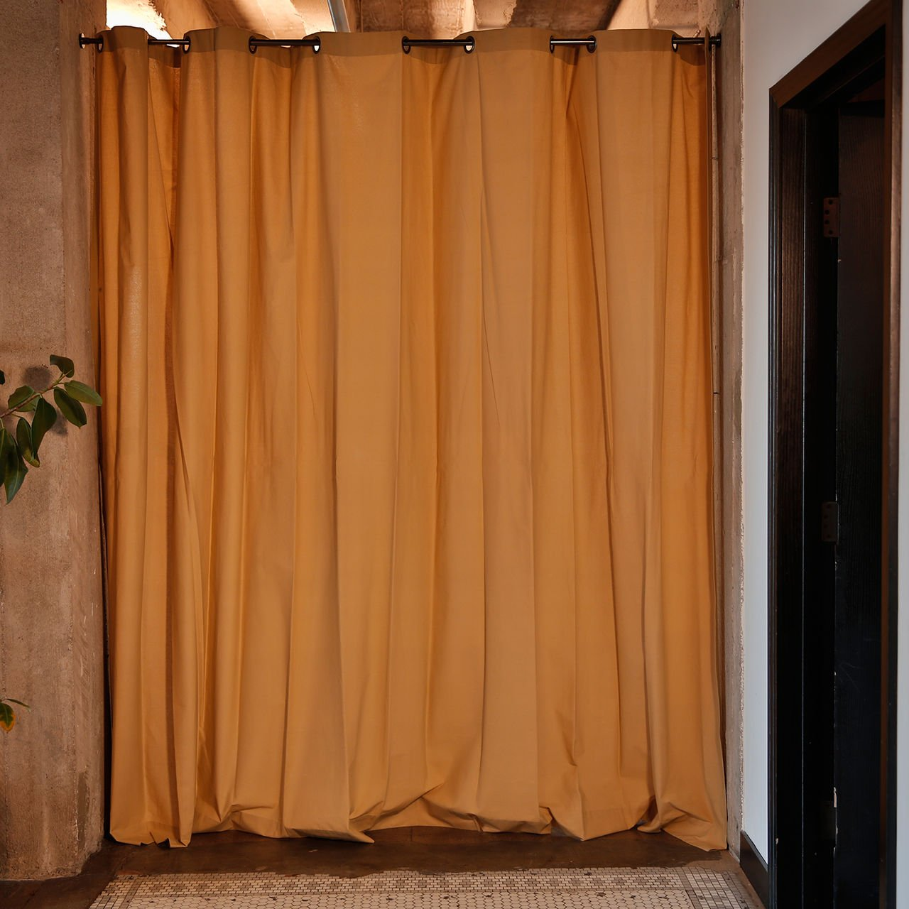 Amazon.com: RoomDividersNow Muslin Room Divider Curtain, 8ft Tall x 10ft  Wide (Wheat): Kitchen & Dining - Amazon.com: RoomDividersNow Muslin Room Divider Curtain, 8ft Tall