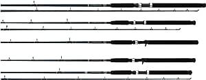 """Daiwa Accu Depth ADDR1062H 10'6"""" Dipsy Diver Trolling Rod"""