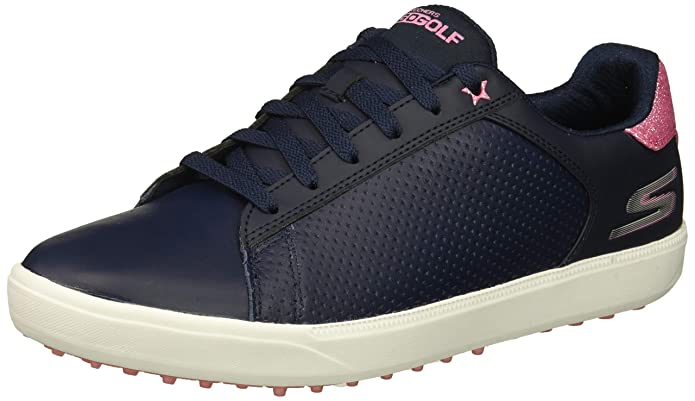 Skechers Women's Drive 4 Spikeless Waterproof Golf Shoe
