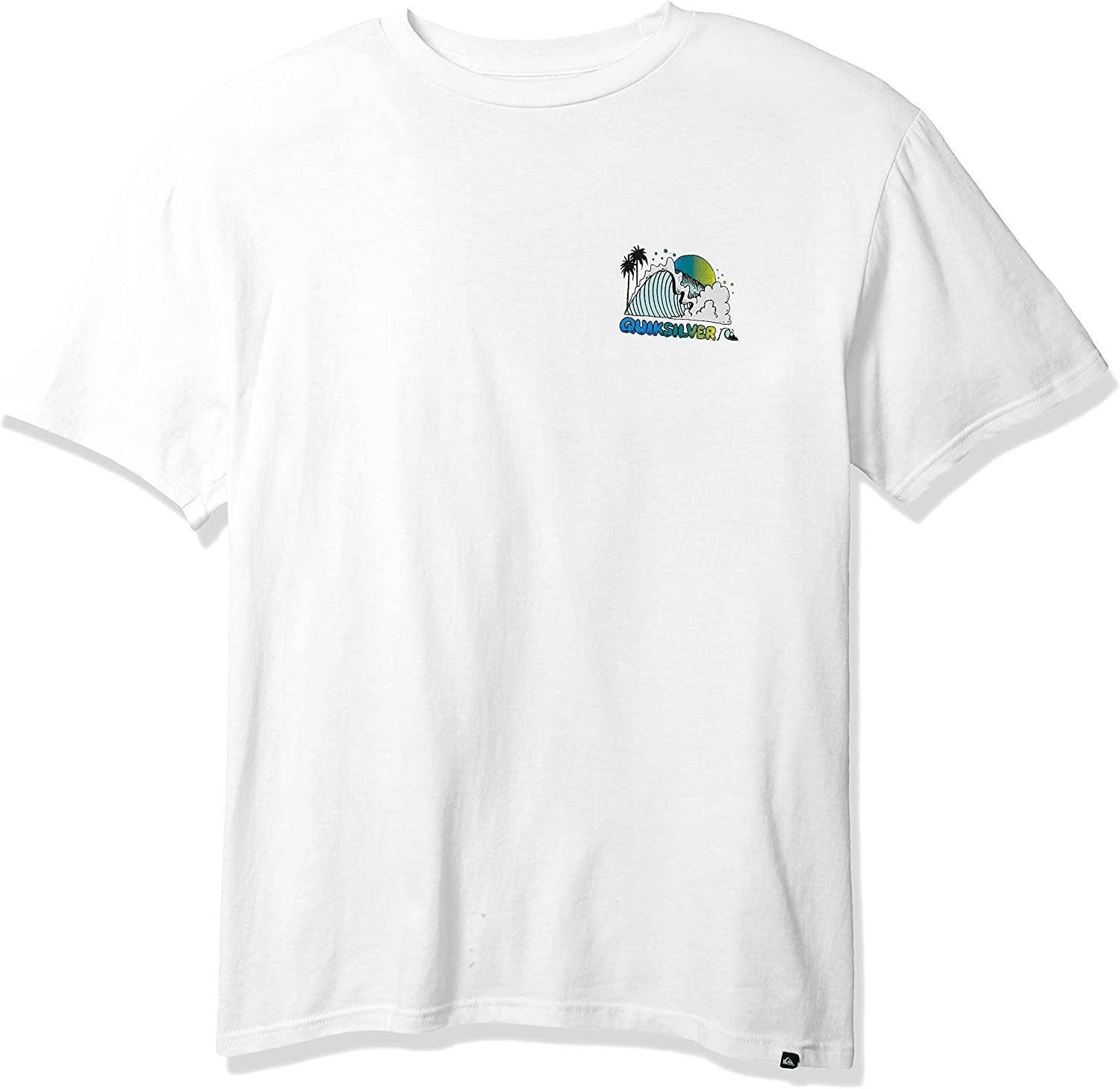Quiksilver Mens Strictly Roots Tee
