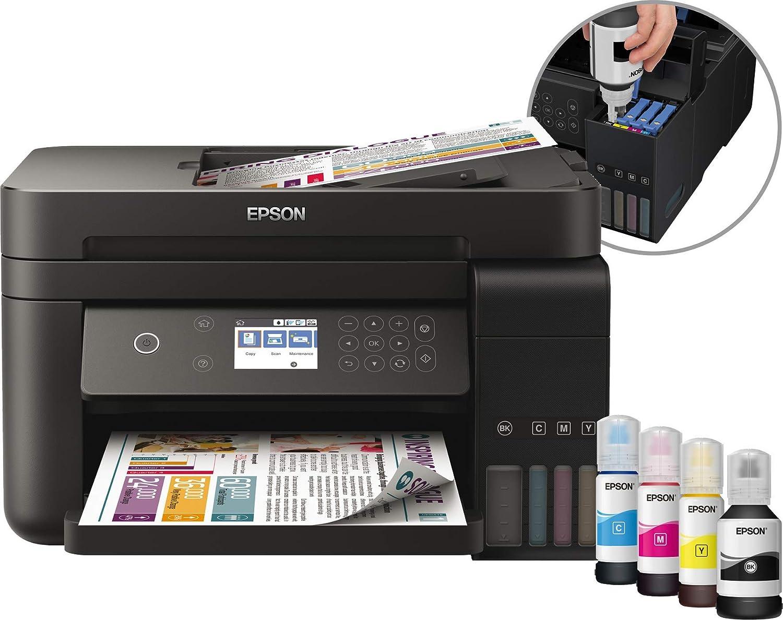 EcoTank ET-3750 + Tarjeta tinta ilimitada