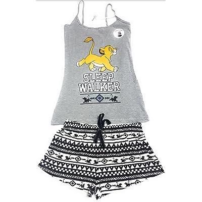nouveau style de vie prix de gros achat spécial Primark - Ensemble de pyjama - Femme Gris gris [6LPcS1509043 ...