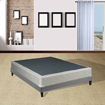 Image Unavailable Amazon.com: Continental Sleep 4-inch Twin Size Assembled Box Spring