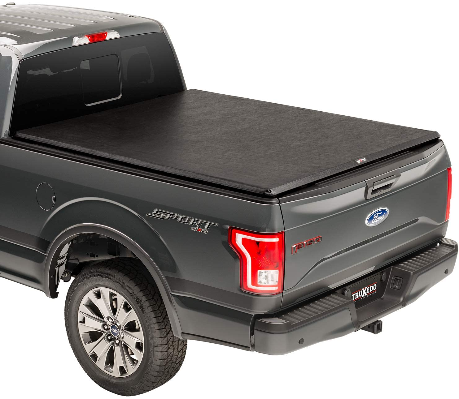Amazon Com Truxedo Truxport Soft Roll Up Truck Bed Tonneau Cover 297601 Fits 09 14 Ford F 150 5 6 Bed Automotive