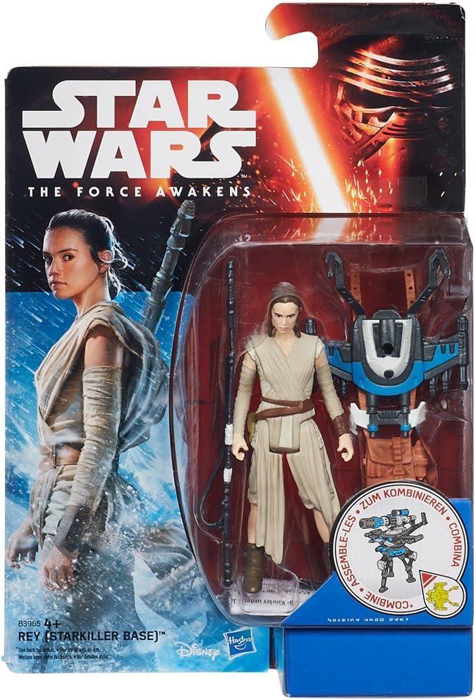 """nuova speranza TFA HASBRO Star Wars 6/"""" figure Star Killer di base sconti ribelli"""