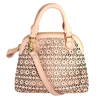 Image Unavailable. Image not available for. Color  Giani Bernini Women s Mini  Dome Leather Crossbody ... 46b7d343aa