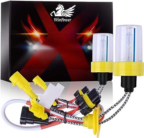 Win Power H11 H8 H9 Xenon Birnen 55W HID Lichtlampe