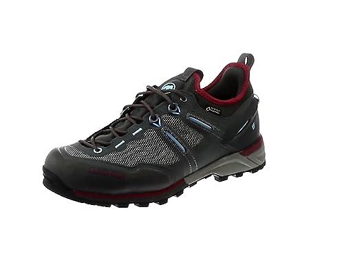Mammut Alnasca Knit Low GTX, Zapatillas de Senderismo para Mujer: Amazon.es: Zapatos y complementos