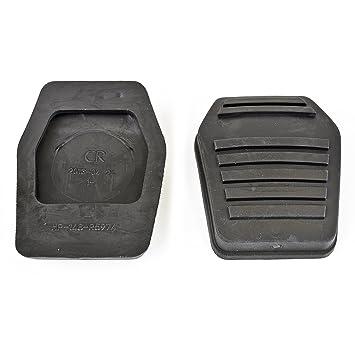 1 x Goma combinado Pedal de freno y embrague Pedal | 6789917: Amazon.es: Coche y moto