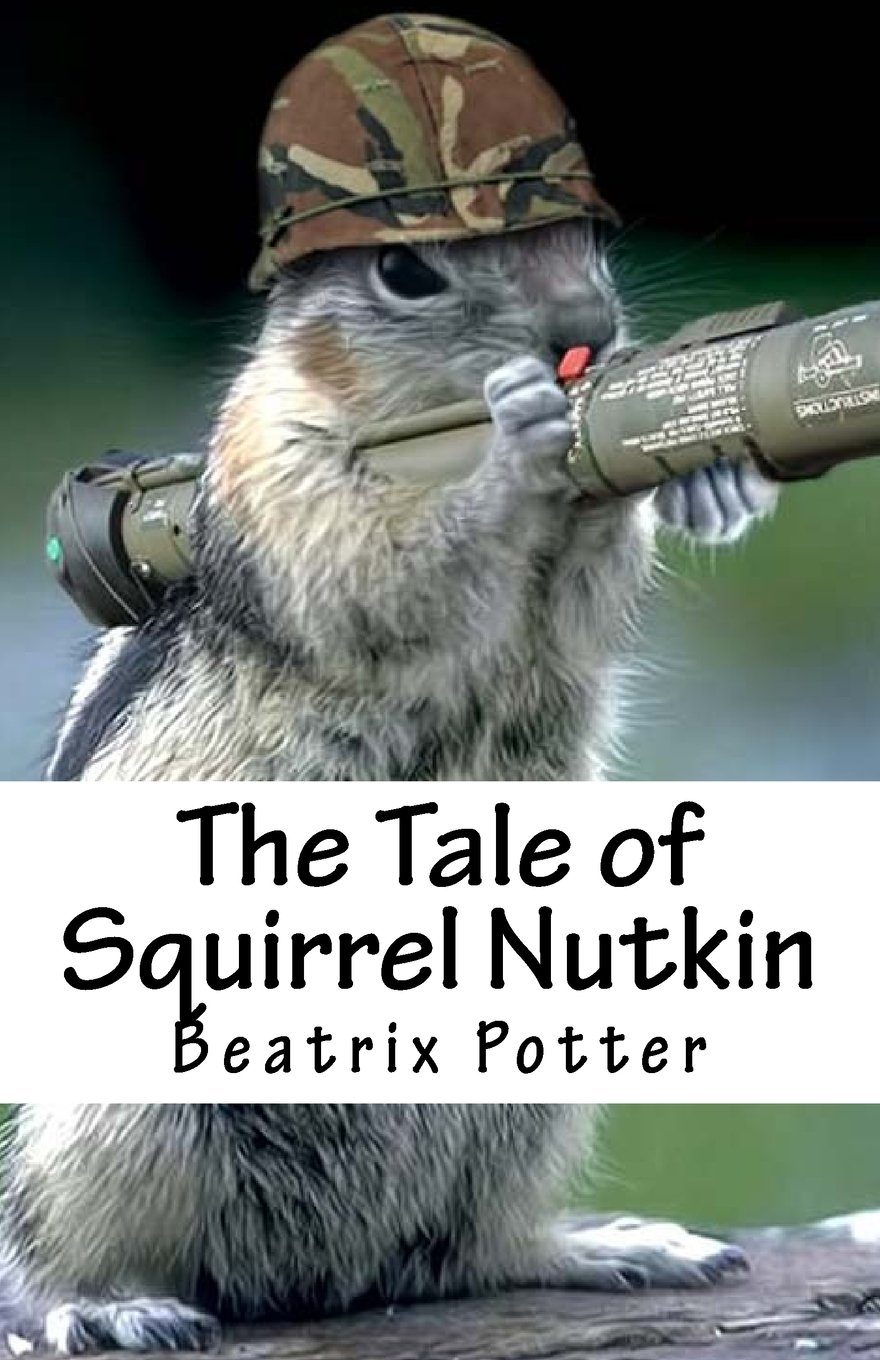 Download The Tale of Squirrel Nutkin pdf epub