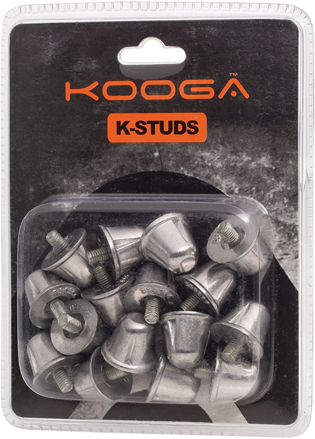 Kooga Rugby Boots K Studs Pack Of 16 Silver Amazon Co Uk Sports Outdoors