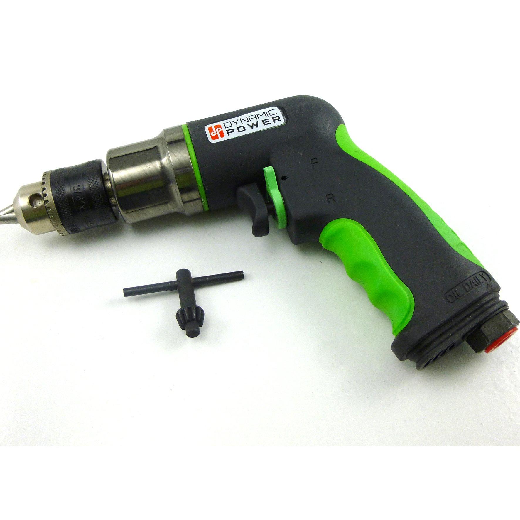 Dynamic Power 3/8'' Pneumatic Air Drill Driver D318131