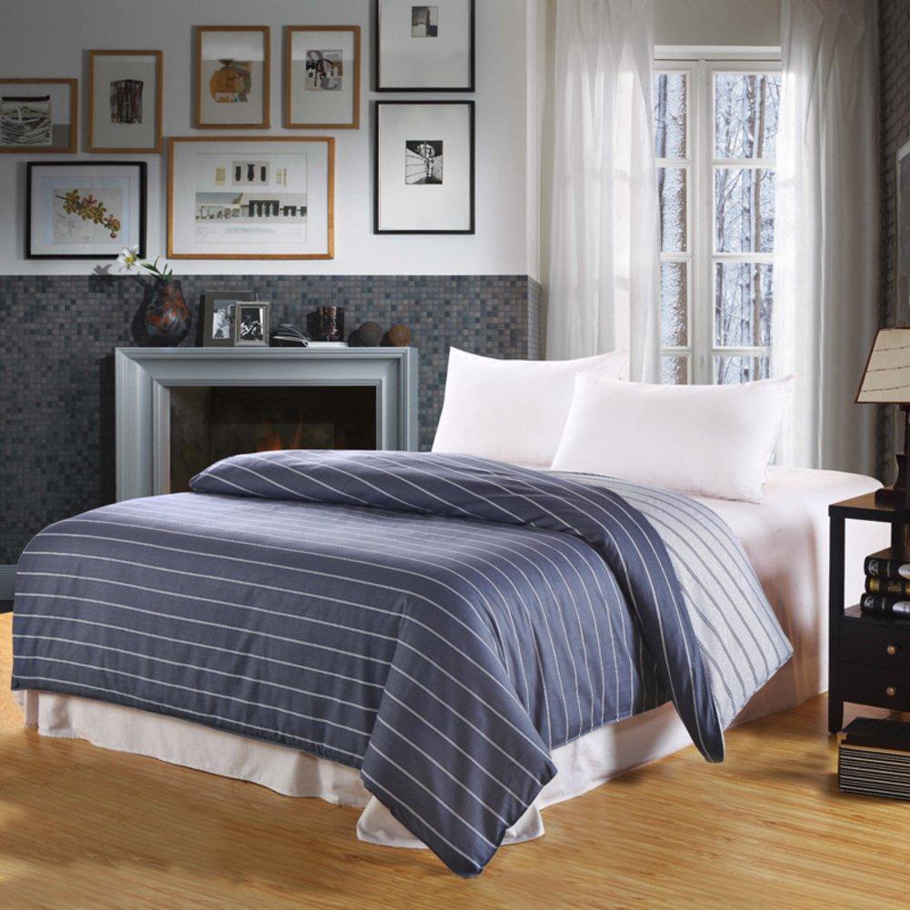 College quilt/one piece cotton quilt/cotton quilt cover-D 200x230cm(79x91inch)