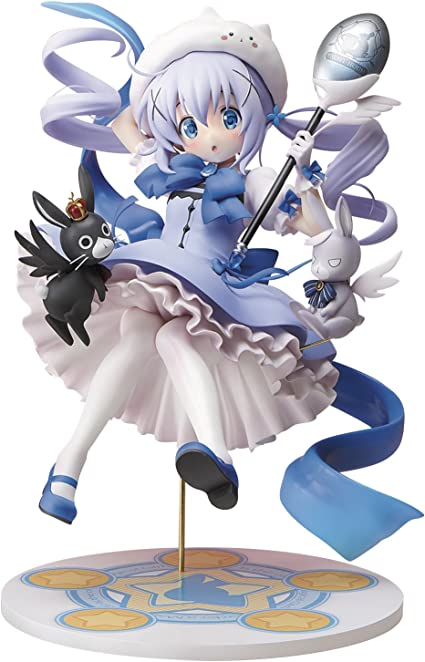 PVC Special Figure Rize Tedeza Tea Time Ver Is the Order a Rabbit