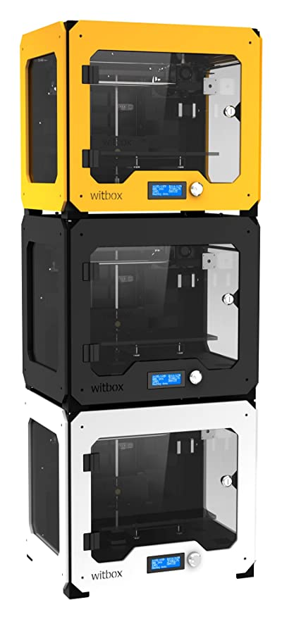 BQ Witbox tecnología FFF (Fused filamento creación ...