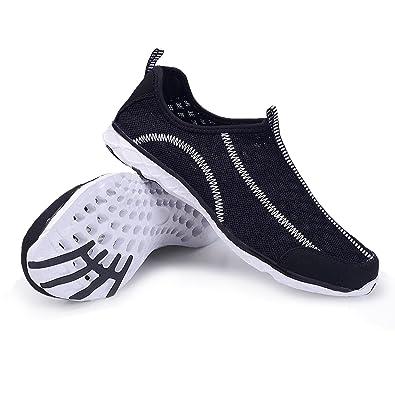 Water Shoes Men and Women Barefoot Slippery Quick-Dry Aqua Skin Socks
