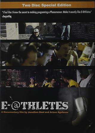 Amazon com: E-Athletes: Jonathan Boal: Movies & TV