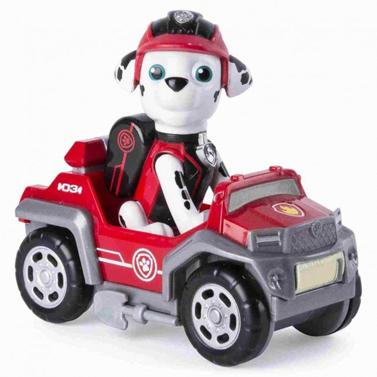 ff477a09d5a4a Pat Patrouille Marshall s rescue rover Ruben - Petit véhicule + carte  mission  Amazon.fr  Jeux et Jouets