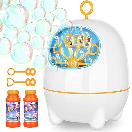 Amazon.com: Victostar Máquina de burbujas, Máquina de ...
