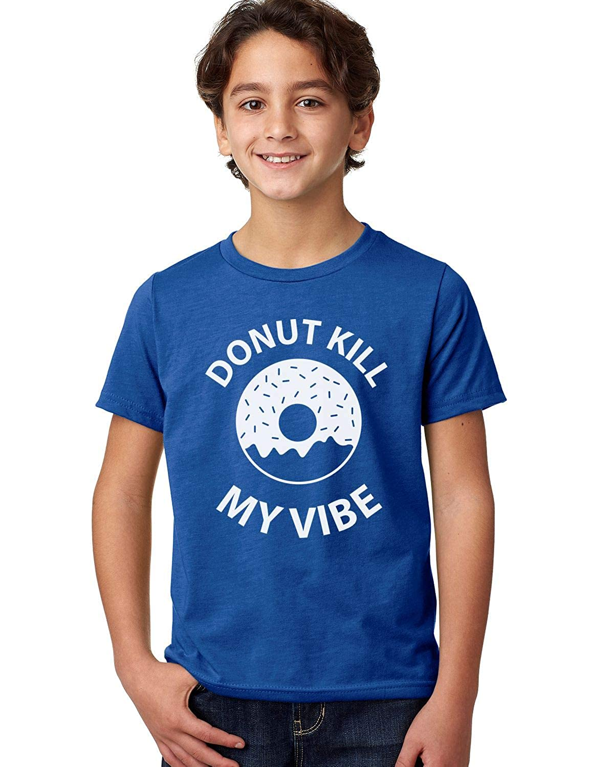 Donut Kill My Vibe Unisex Youth Shirt