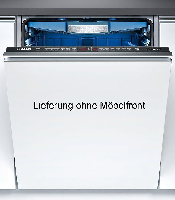 Bosch SMV69U70EU lavavajilla - Lavavajillas (Totalmente integrado ...