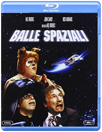 Balle spaziali (1987) MkV BDRip 480p AC3 iTA/ENG x264 Sub